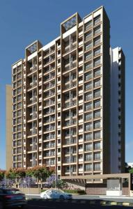 Gallery Cover Image of 650 Sq.ft 1 BHK Apartment for buy in Sunraj Supreme, Dombivli East for 3600000