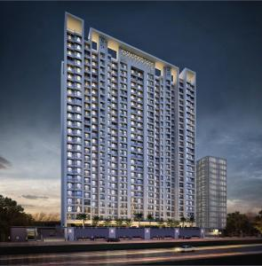 Gallery Cover Image of 750 Sq.ft 1 BHK Apartment for buy in Squarefeet Mahavir Square, Thane West for 8500000