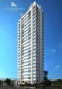 Gallery Cover Image of 581 Sq.ft 1 BHK Apartment for buy in Swaroop Marvel Gold Phase II Colloseum, Bhandup West for 7400000