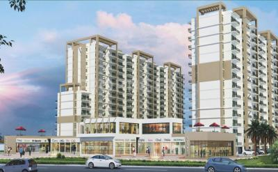 Gallery Cover Image of 432 Sq.ft 1 BHK Apartment for buy in Green Court, Sector 90 for 1745000