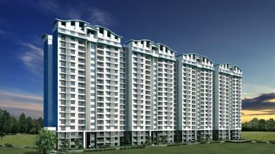 Gallery Cover Image of 1232 Sq.ft 2 BHK Apartment for buy in Purva Palm Beach, Kyalasanahalli for 11000000