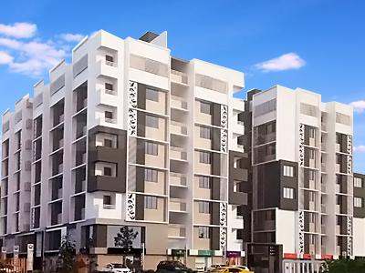 Gallery Cover Image of 1260 Sq.ft 2 BHK Apartment for rent in Mahadev Shashwat, Vastral for 9000