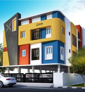 Gallery Cover Image of 1270 Sq.ft 3 BHK Apartment for buy in VGK Dharika, Tambaram for 7820000
