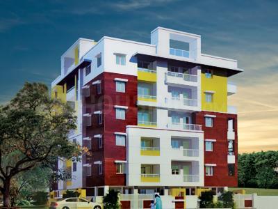 Gallery Cover Image of 1250 Sq.ft 2 BHK Apartment for buy in Vasavi Residency, Kothapet for 4800000