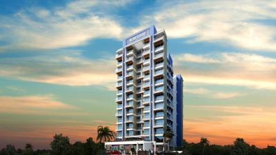 Gallery Cover Image of 1066 Sq.ft 2 BHK Apartment for rent in Agarwal Blue Crest, Karanjade for 15000