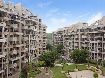 Gallery Cover Image of 410 Sq.ft 1 RK Apartment for buy in Aditya Garden City, Warje for 2800000