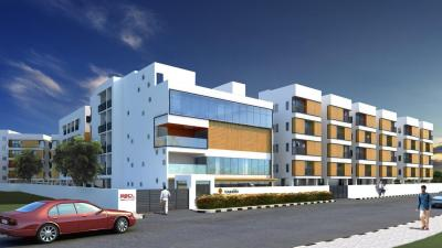 Gallery Cover Image of 681 Sq.ft 1 BHK Apartment for rent in BBCL Navarathina, Ayappakkam for 15000
