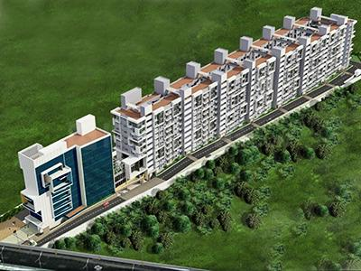 Gallery Cover Image of 1350 Sq.ft 3 BHK Apartment for buy in MJR Platina, Kudlu Gate for 7500000
