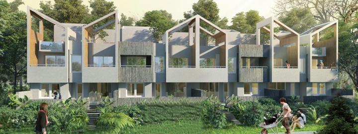 नोएडा एक्सटेंशन  में 9400000  खरीदें के लिए 9400000 Sq.ft 3 BHK अपार्टमेंट के प्रोजेक्ट  की तस्वीर