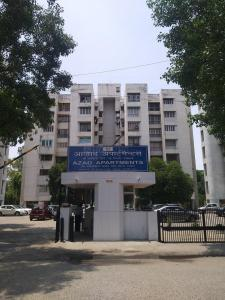 Gallery Cover Image of 1000 Sq.ft 3 BHK Apartment for buy in Azad Apartments, Kalu Sarai for 26500000