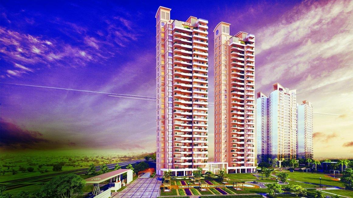Gallery Cover Pic of Gaurs Platinum Towers