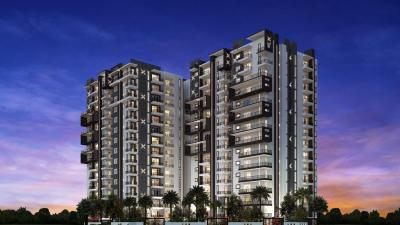 Gallery Cover Image of 1100 Sq.ft 2 BHK Apartment for rent in Heights, Gunjur Village for 22000