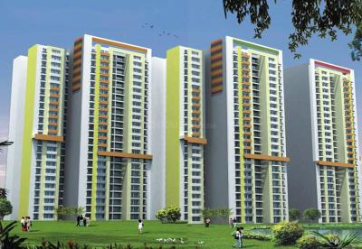 Gallery Cover Image of 1440 Sq.ft 3 BHK Apartment for rent in 3C Lotus Zing, Sector 168 for 10000
