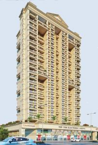 Gallery Cover Image of 1600 Sq.ft 3 BHK Apartment for buy in Gami Reagan, Ghansoli for 18000000