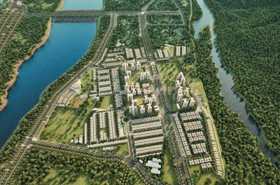 Residential Lands for Sale in Ireo Five River