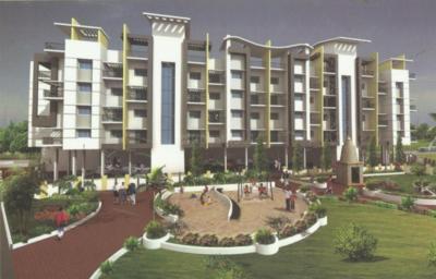 Gallery Cover Pic of Moog Arihant Residency