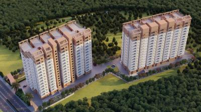 Gallery Cover Image of 2189 Sq.ft 3 BHK Apartment for buy in Madhu Parkville, Tellapur for 11500000