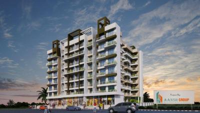 Gallery Cover Image of 625 Sq.ft 1 BHK Apartment for buy in Ganesh Plaza, Greater Khanda for 4000000