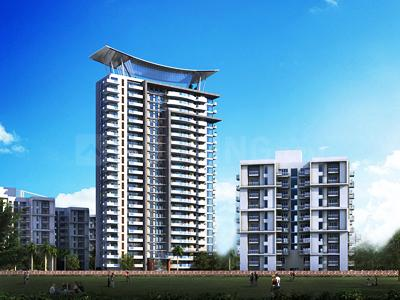 Gallery Cover Image of 1580 Sq.ft 3 BHK Apartment for rent in Spaze Kalistaa, Sector 84 for 20000