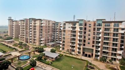 Gallery Cover Image of 2450 Sq.ft 4 BHK Apartment for rent in Emaar Common Wealth Games, Pandav Nagar for 80000