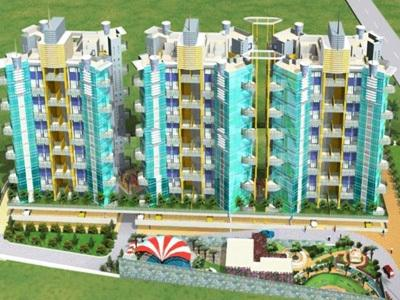 Gallery Cover Image of 1350 Sq.ft 2 BHK Apartment for buy in Kishor Platinum Towers, Wakad for 7000000