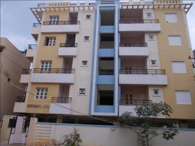 Gallery Cover Image of 1500 Sq.ft 3 BHK Apartment for buy in Ushodaya Aura, Marathahalli for 8500000