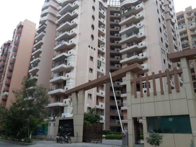 Gallery Cover Image of 1725 Sq.ft 3 BHK Apartment for rent in Kumar Golf Greens, Crossings Republik for 7000
