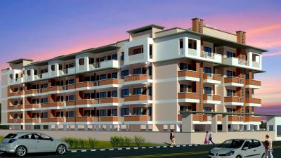 Gallery Cover Image of 1210 Sq.ft 2 BHK Apartment for rent in Ashish JK Apartment, Whitefield for 21000