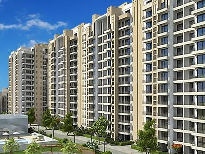 Gallery Cover Image of 2411 Sq.ft 3 BHK Apartment for buy in Raheja Atlantis, Sector 31 for 23000000