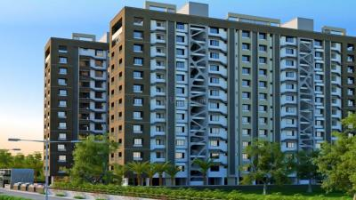 Gallery Cover Image of 1440 Sq.ft 2 BHK Apartment for buy in Sapphire Swapneel Elysium, Bopal for 4800000