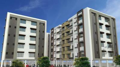 Gallery Cover Image of 820 Sq.ft 2 BHK Apartment for buy in Keshav Galaxy, Nikol for 3500000