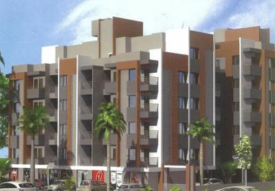 Gallery Cover Image of 1170 Sq.ft 2 BHK Apartment for rent in Shree Vishvnath Panchratna Residency, Geratpur for 60000