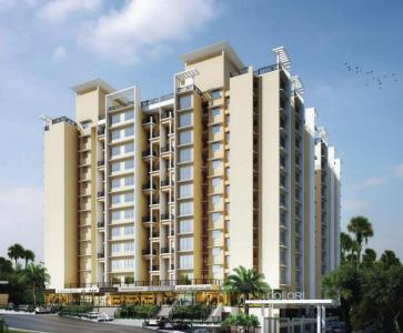 Gallery Cover Image of 650 Sq.ft 1 BHK Apartment for rent in Amit Colori, Undri for 13000