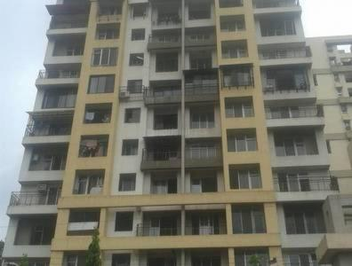 Gallery Cover Image of 1200 Sq.ft 2 BHK Apartment for rent in Lenyadri Tower, Nerul for 28000