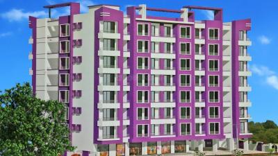 Gallery Cover Image of 675 Sq.ft 1 BHK Apartment for buy in Dhanashree Devayani Galaxy, Dombivli East for 2835000