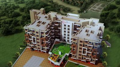 Gallery Cover Image of 700 Sq.ft 1 BHK Apartment for buy in SK Om Paradise B And C Wing, Vikas Nagar for 3200000