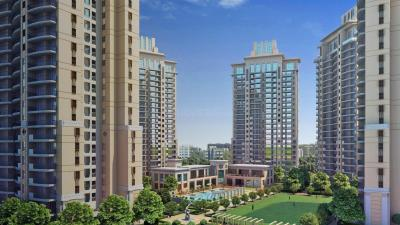 Gallery Cover Image of 575 Sq.ft 1 BHK Apartment for rent in ATS Kocoon, Sector 109 for 11500