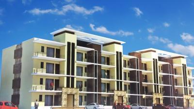 Gallery Cover Image of 459 Sq.ft 1 BHK Apartment for buy in Shri Jee Krishna Vatika, Noida Extension for 1287000