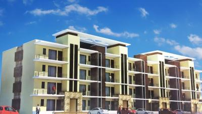 Gallery Cover Image of 450 Sq.ft 1 BHK Independent Floor for buy in Shri Jee Krishna Vatika, Noida Extension for 1199500