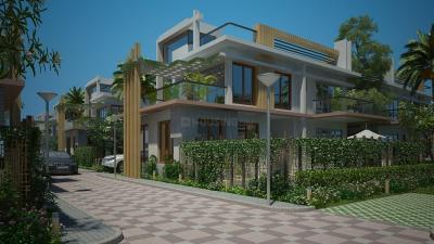 Usashi Evanie Econest Villa