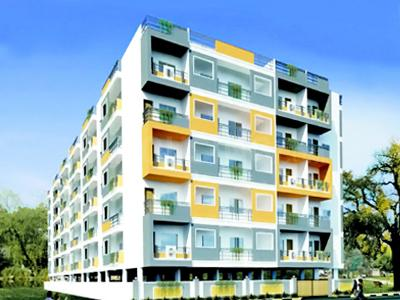 Gallery Cover Image of 1250 Sq.ft 2 BHK Apartment for rent in Murari Classic, Electronic City for 12000