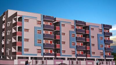 Gallery Cover Image of 1050 Sq.ft 2 BHK Apartment for rent in Neo Vindhya Nest, Pragathi Nagar for 13000