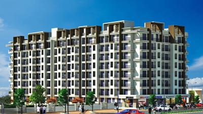 Gallery Cover Image of 630 Sq.ft 1 BHK Apartment for rent in Bachraj Paradise, Virar West for 7500