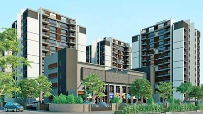 Gallery Cover Image of 2100 Sq.ft 3 BHK Apartment for buy in Gala Aria, Bopal for 11100000