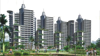 Gallery Cover Image of 2450 Sq.ft 4 BHK Apartment for rent in Eden Park, Sector 50 for 48000