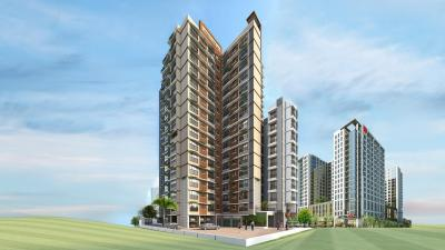 Gallery Cover Image of 930 Sq.ft 2 BHK Apartment for buy in Bindra Legacy, Andheri East for 12900000