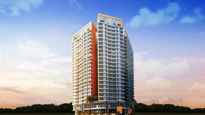 Gallery Cover Image of 830 Sq.ft 2 BHK Apartment for rent in Susharda Celestial, Bhandup West for 33000