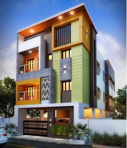 SS Lakshmi Apartment