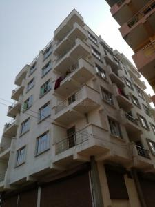 Gallery Cover Image of 1200 Sq.ft 3 BHK Independent Floor for rent in Maan Residency, Shahberi for 8000