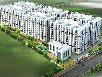 Gallery Cover Pic of Pranit Galaxy Apartments